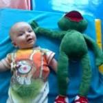 Jog the frog