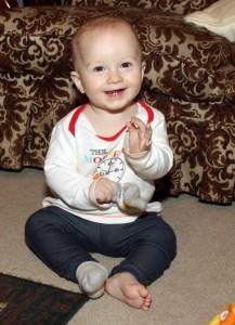 Nicholas 10 months
