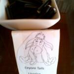 Eeyore Tails Licorice