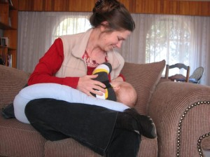 Breastfeeding Nicky