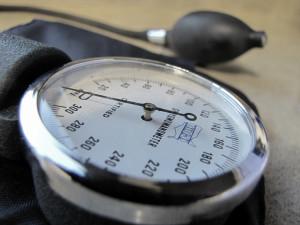 Blood pressure problems.