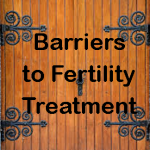 Barriers To Fertility: Survey