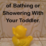 Pros and Cons of Bathing or Showering With Your Toddler