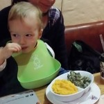toddler-eating-butternut-and-spinach-at-Spur