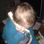 toddler-on-phone