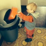 toddler-using-dustpan