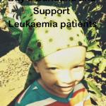 Buy a Bandana and Support Leukaemia patients