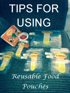 pros and cons for using reusable food pouches