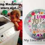 Washing machines, Generators and My Timeless Love