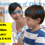Advantages of Electric Toothbrushes for Kids: And Win a Philips Sonicare