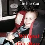 Feeding a Toddler in the Car Without The Mess