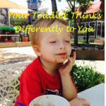 Five Ways Your Toddler Thinks Differently To You