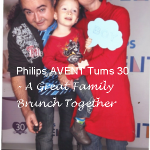 Philips AVENT Turns 30 – A Great Family Brunch Together