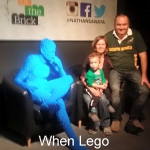 When Lego Becomes Art: The Art of the Brick Exhibit