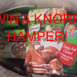 Pea, Butternut Soup Recipes and WIN a Knorr Hamper