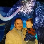 We Had Fun at the Ice Age Exhibition
