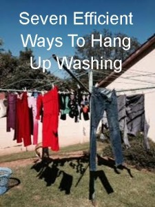 tips to help your clothes dry