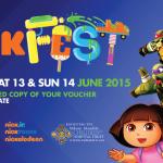 Nick Fest Program