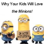 Why Your Kids Will Love The Minions! And WIN a R500 Cresta Shopping Centre Voucher!