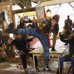 DESCENDANTS - Day 1. (DISNEY CHANNEL/Jeff Weddell) BOOBOO STEWART