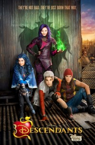 Descendants Disney Movie