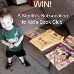 Kid's Book Club Giveaway