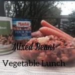 Mixed Beans Vegetable Lunch