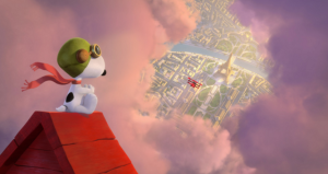 flying-snoopy