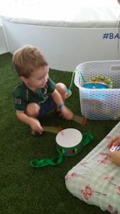 little-drumer