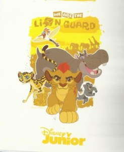 lion guard animals