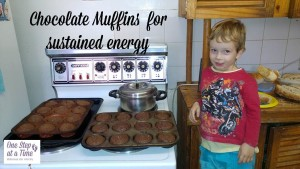 chocolate muffins sustained energy 2