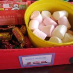 train party food sweets