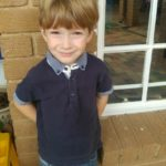 My big boy went to big school